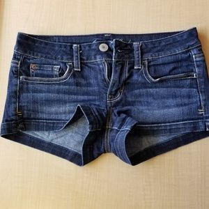 American Eagle Outfitters Super Short Jean Shorts